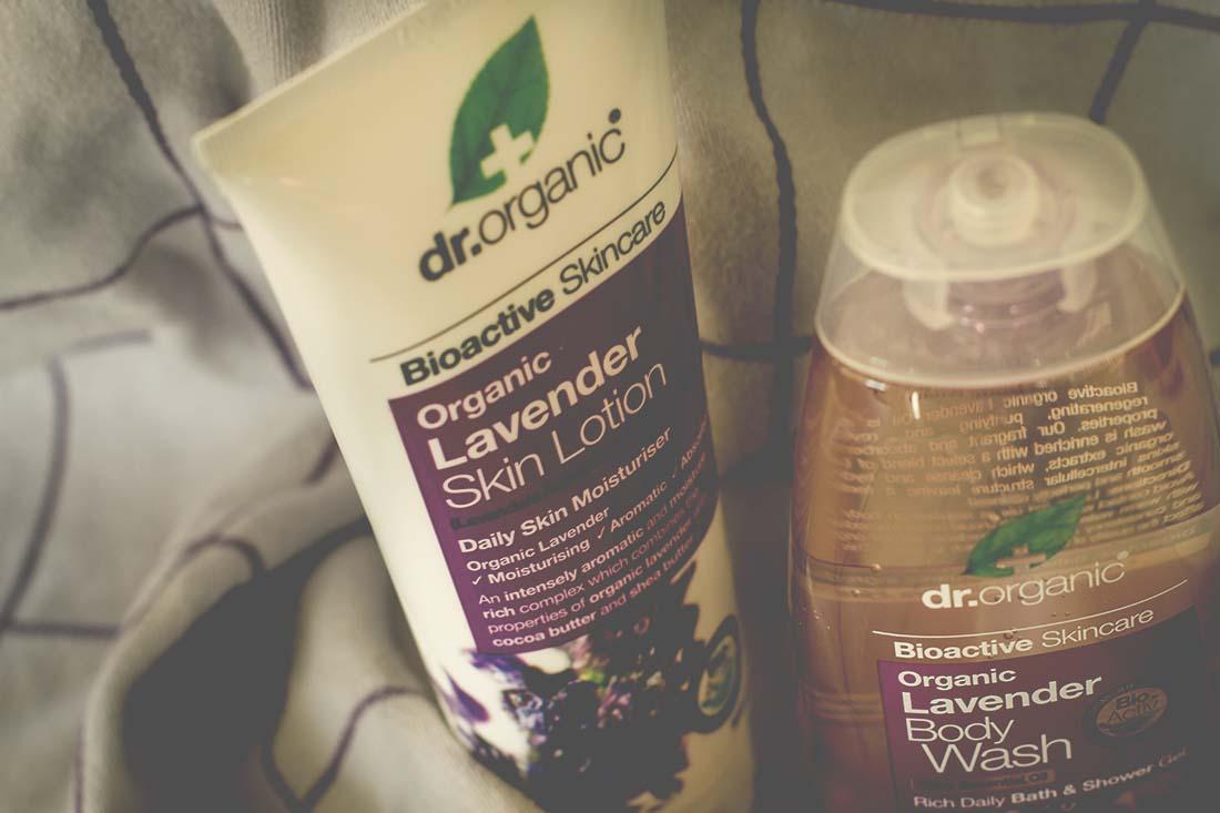 dr organic - ekologisk shower gel