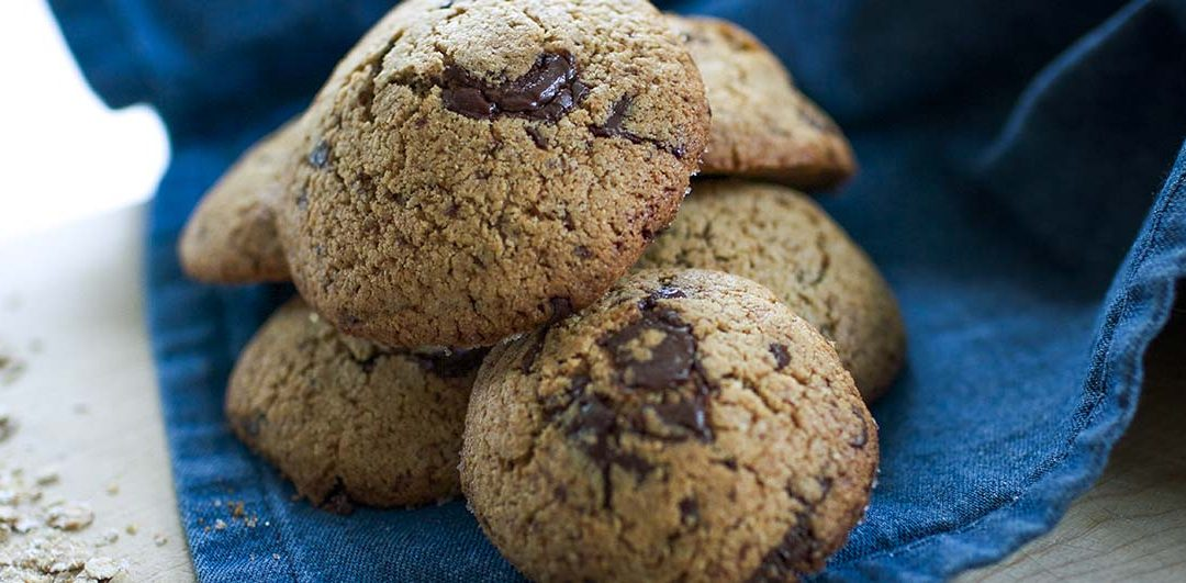 Protein packed chocolate chip cookies