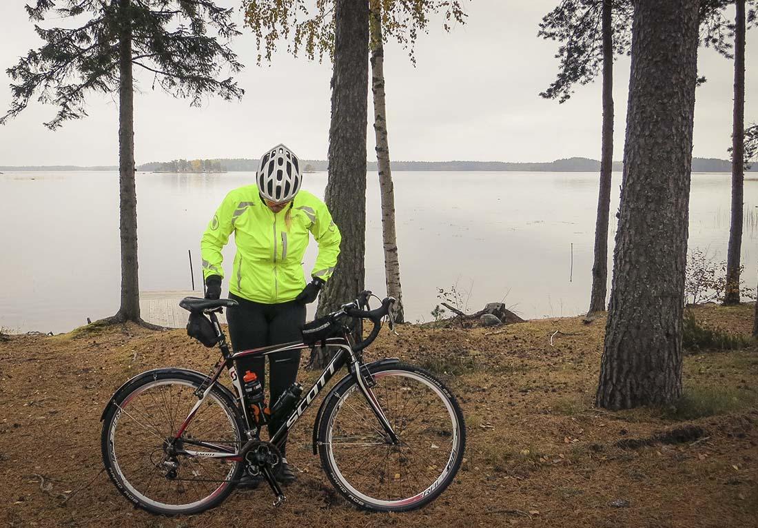 cykling högbo