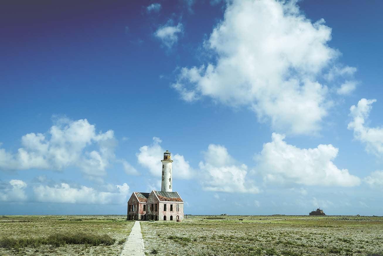 klein curacao lighthouse