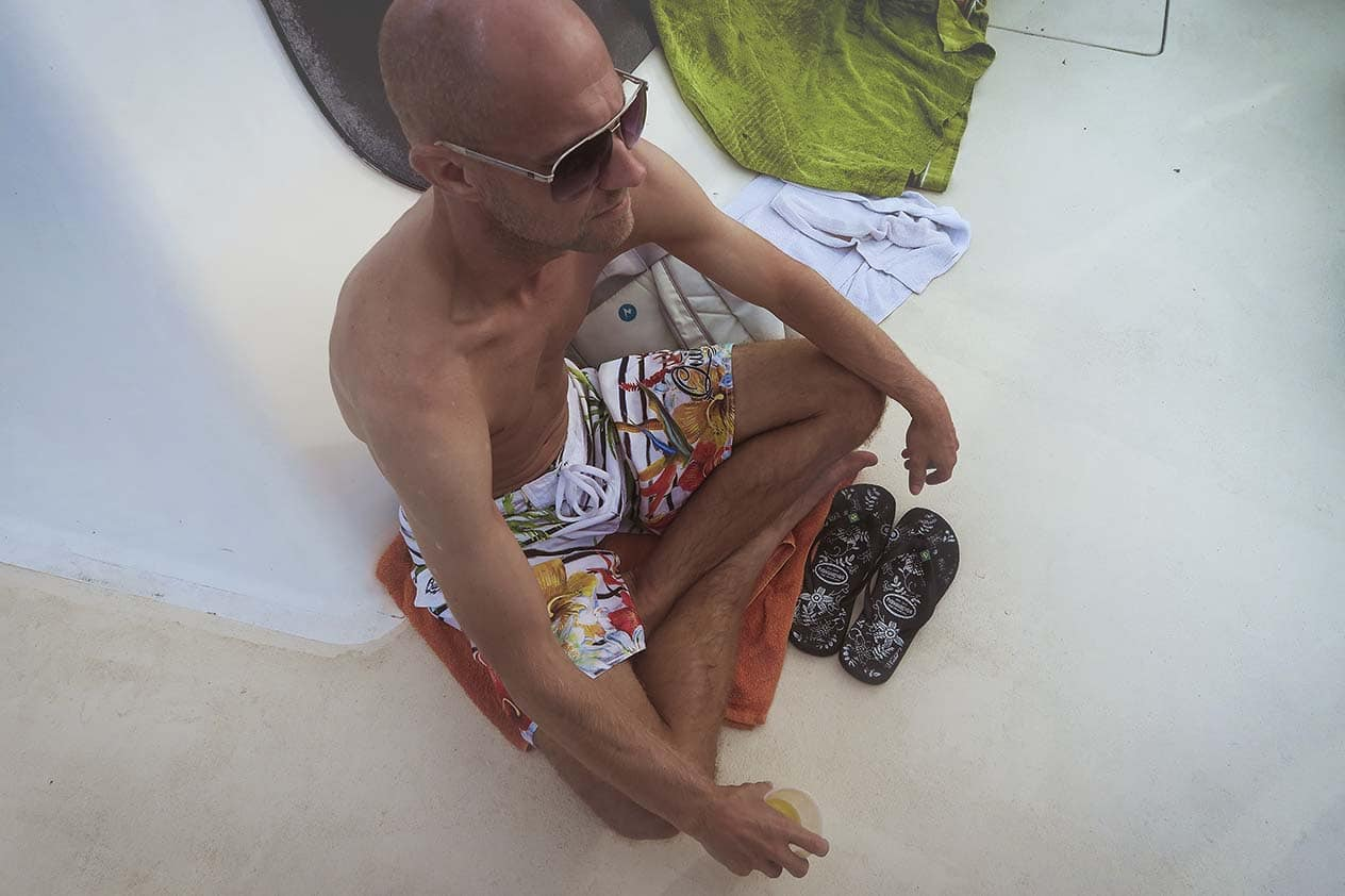 klein curacao boat trip