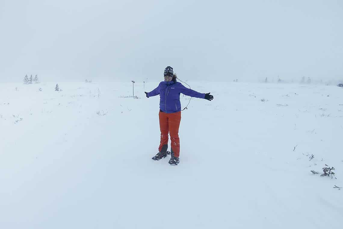 snöskor