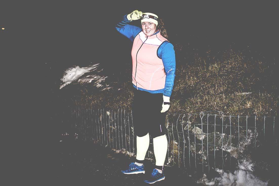 löpning åre sara