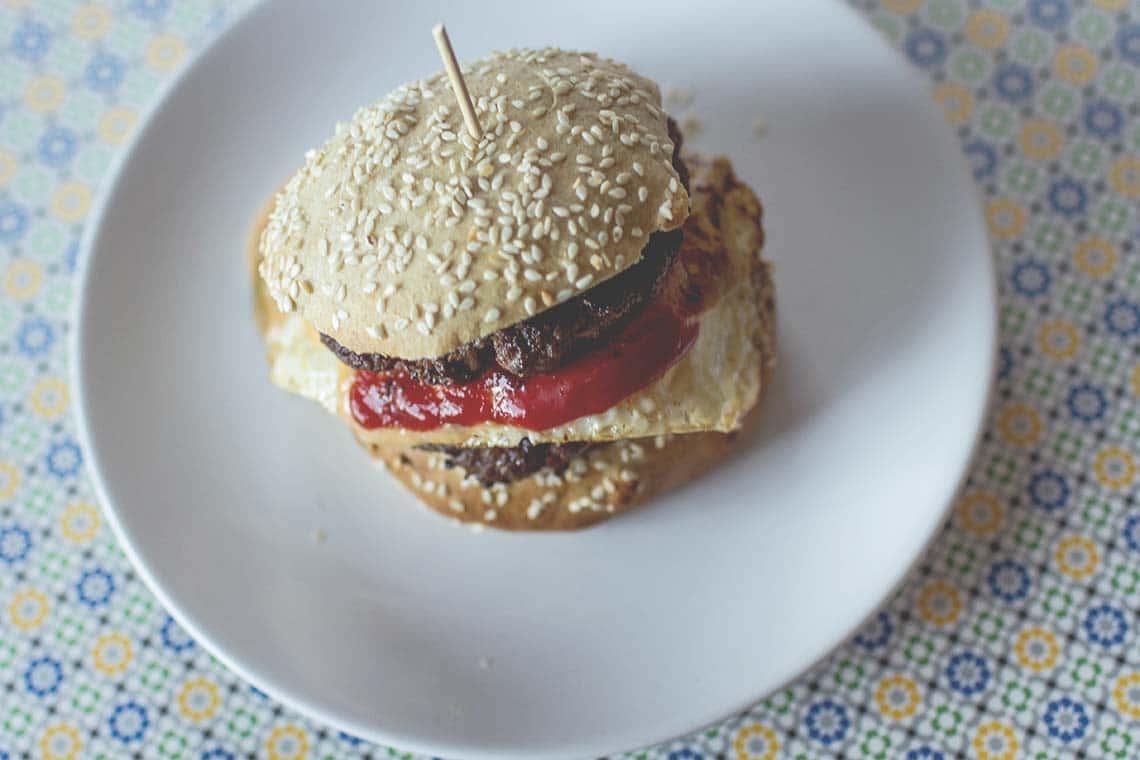 glutenfria hamburgare