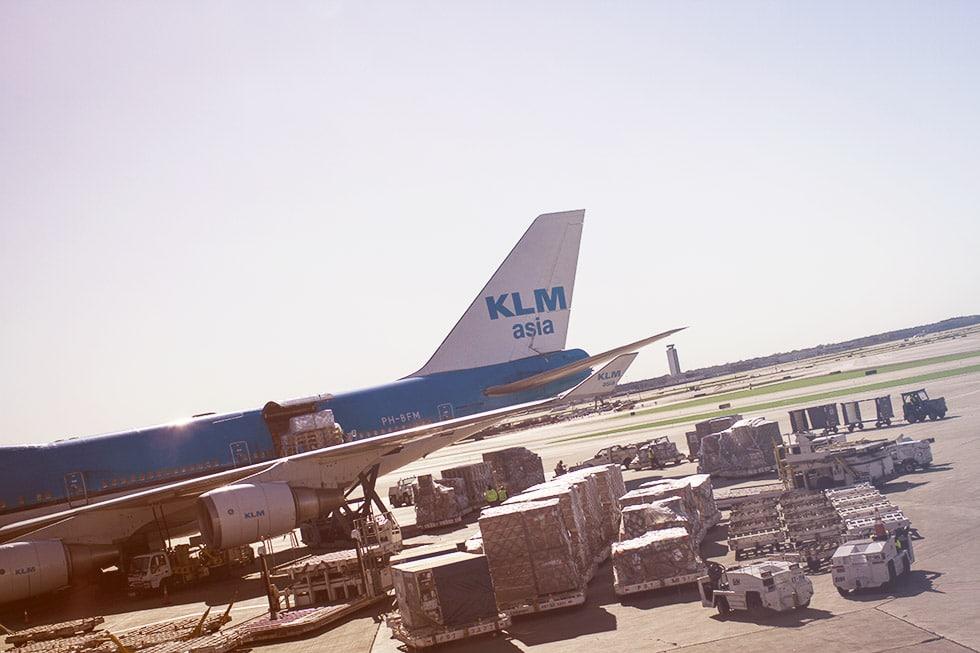 KLM flygplan IMG_7153