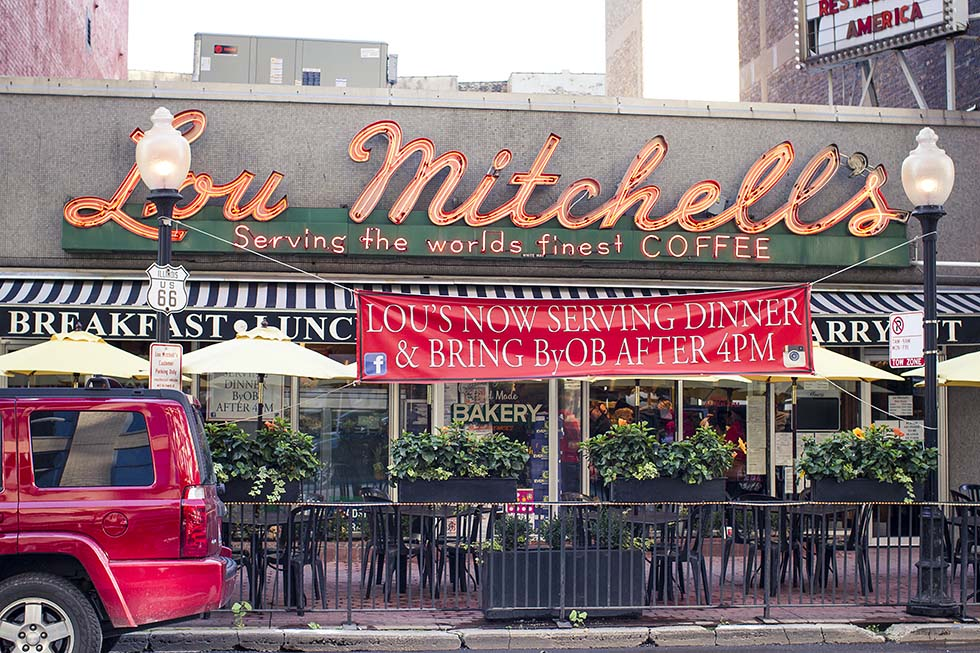 Lou Mitchell's Chicago