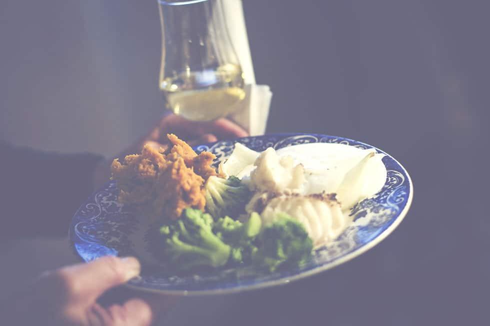 torsk senapssås recept