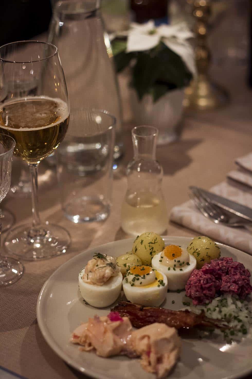 Bockholmen Hav & Restaurang julbord IMG_1293