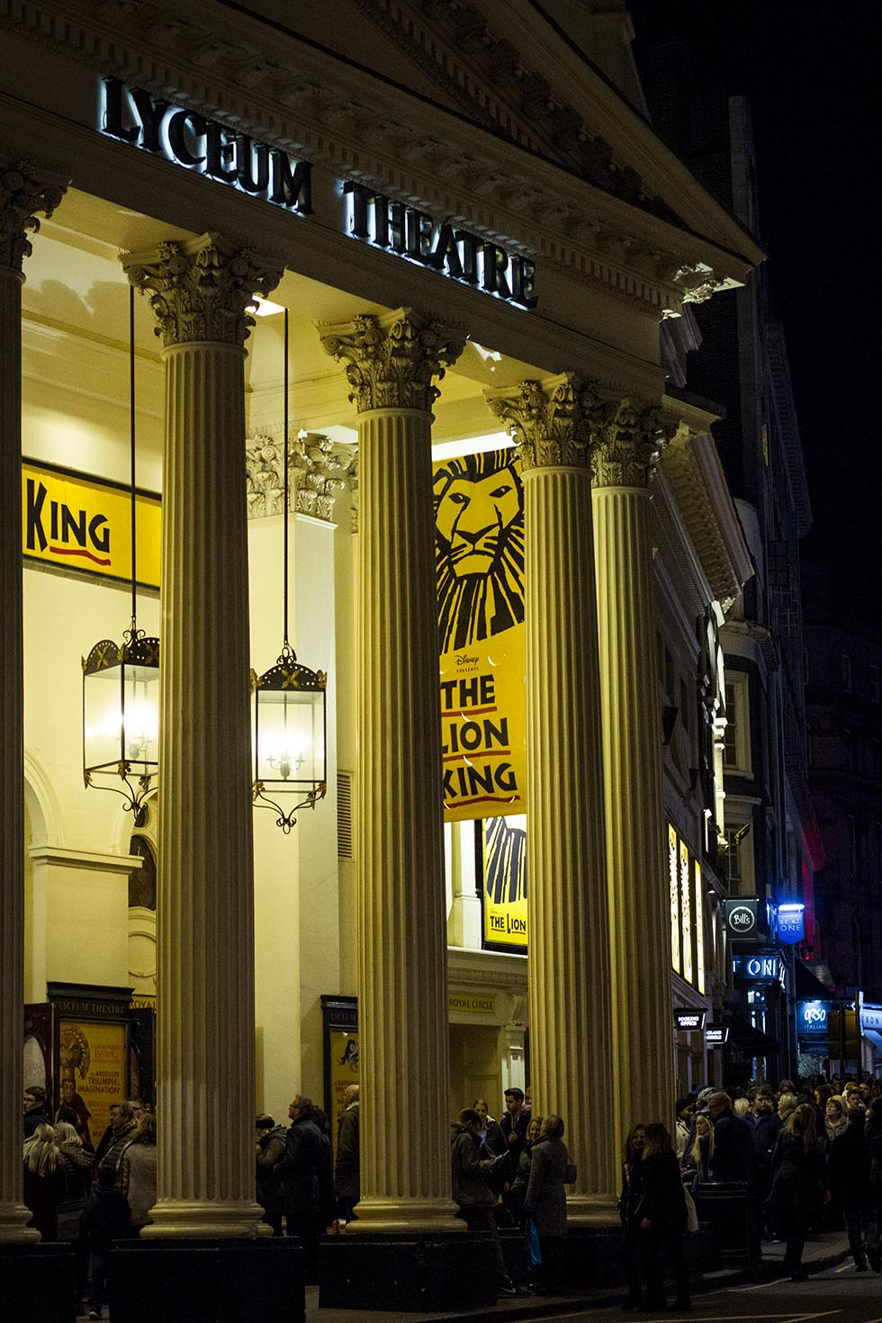 lyceum theatre the lion king london IMG_0464