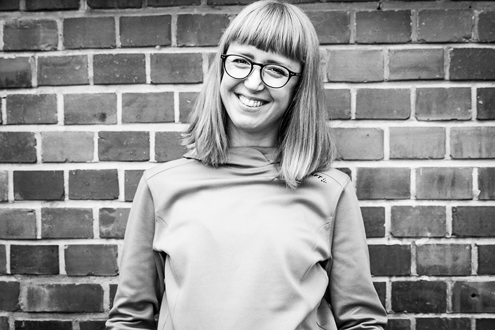 Lena Karlsson designer på Craft Sportswear