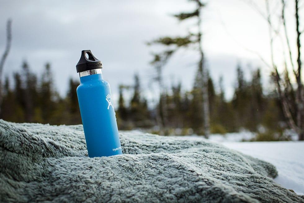hydro flask termos granitbiten