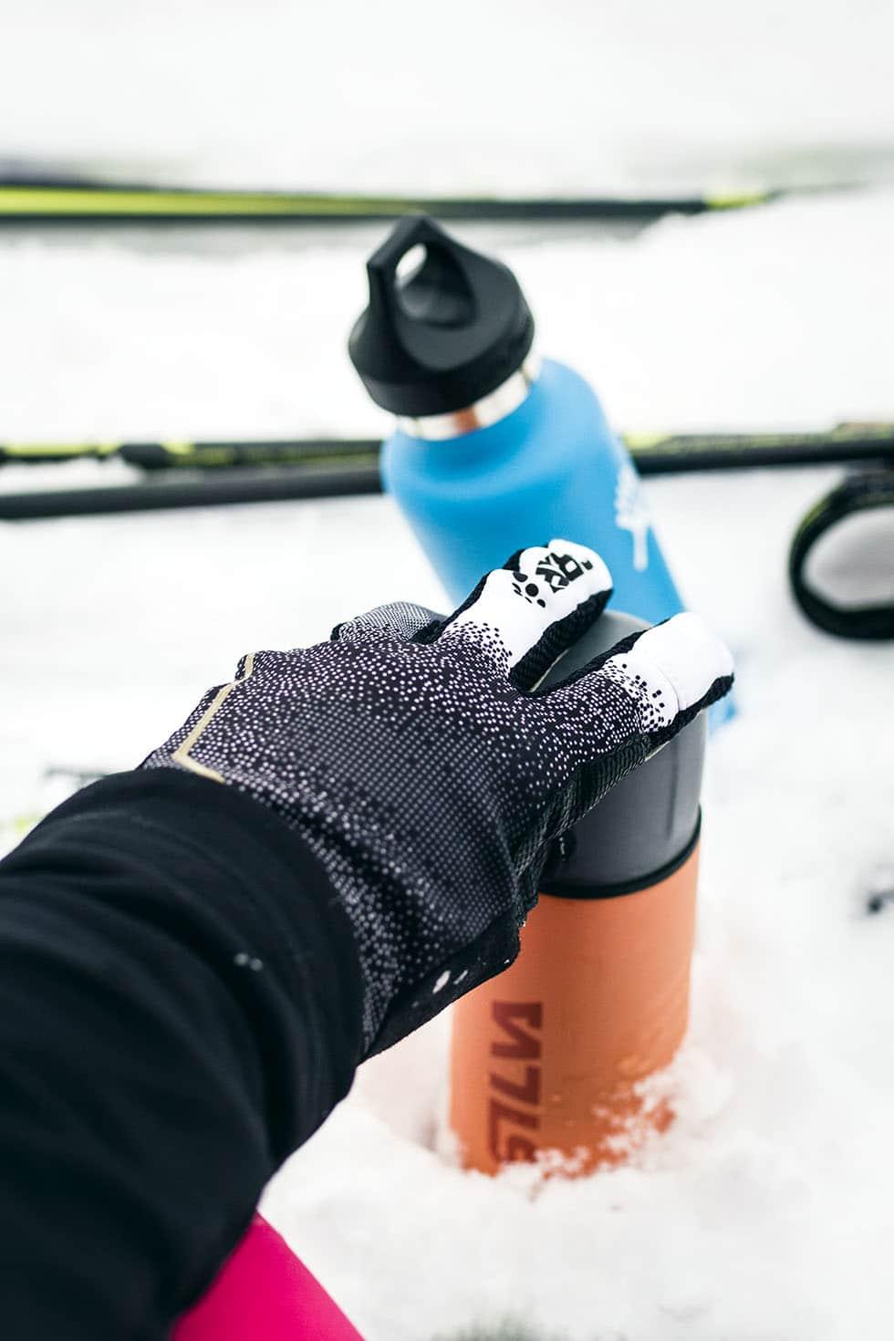 Marit Björgens handske podium glove Craft Sportswear