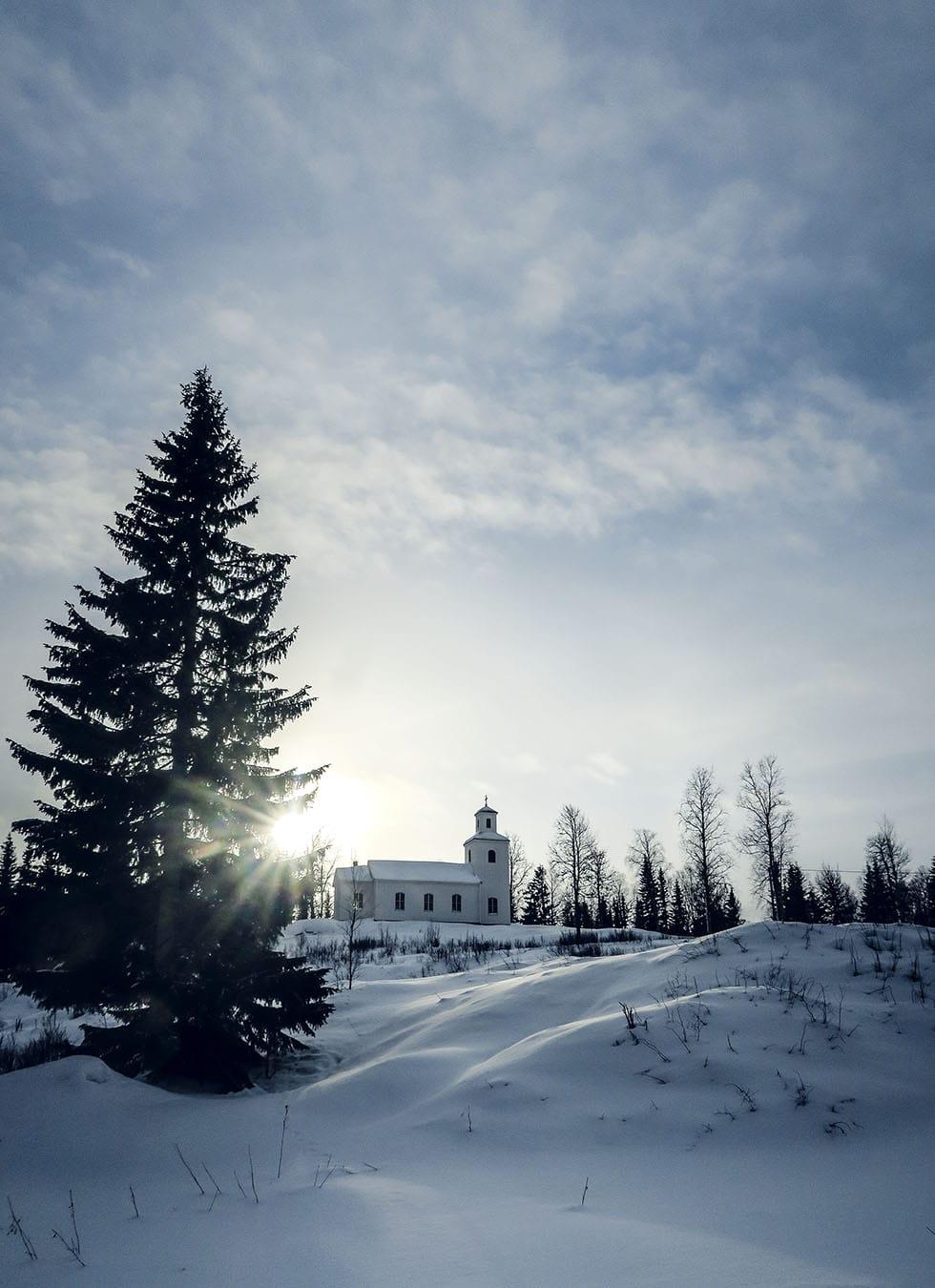Väg 336 Kolåsens fjällhotell