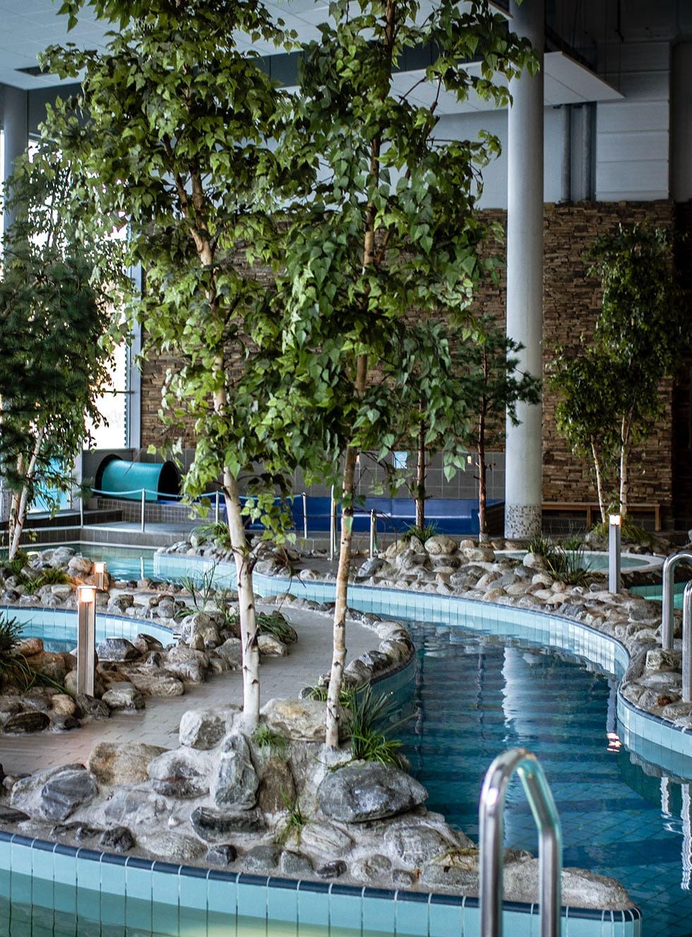Holiday Club spa
