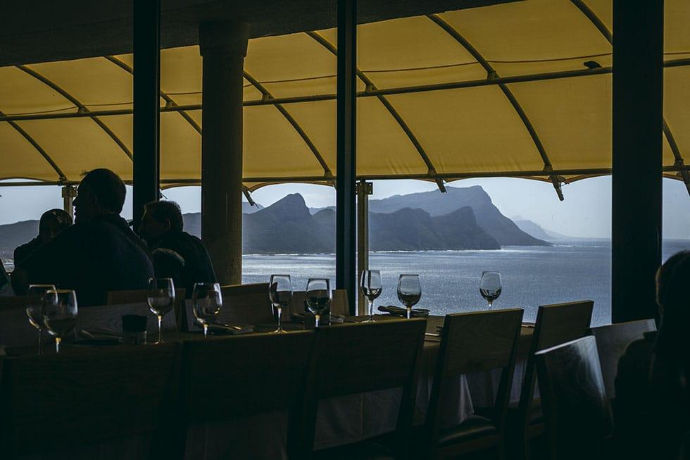 Cape Point restaurant