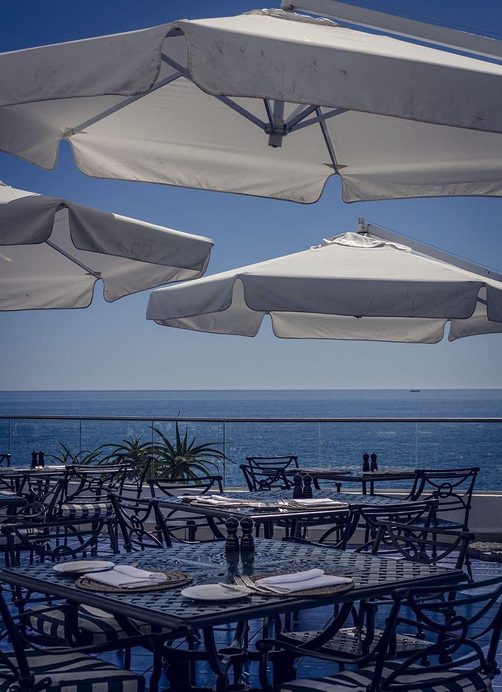 Cape town 12 Apostles Spa & Hotel Azure restaurant IMG_1695