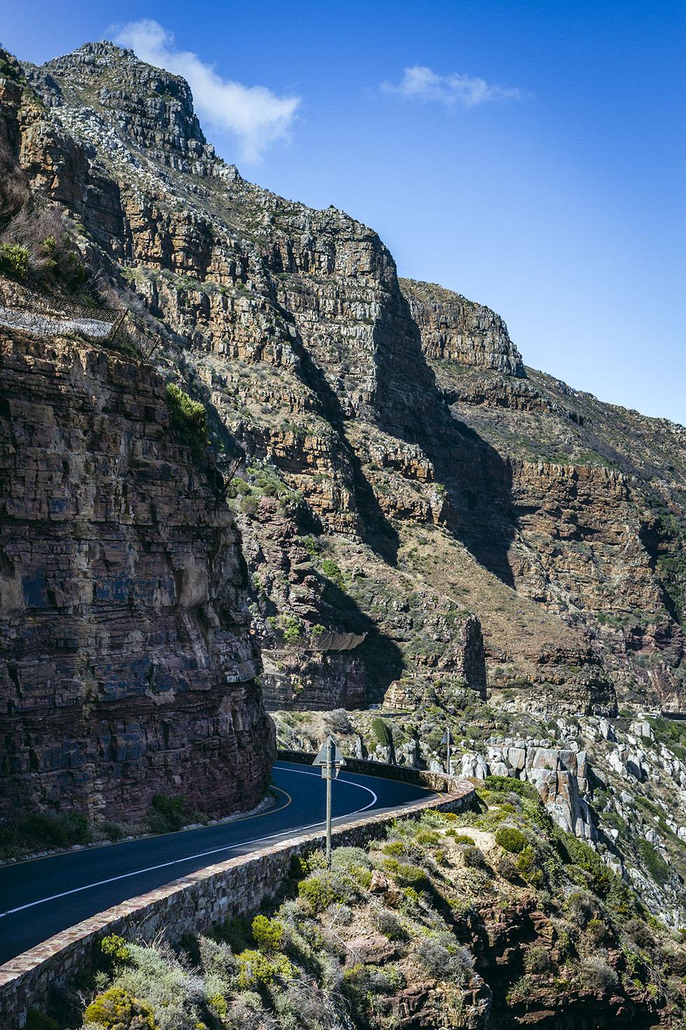 Cape town Chapman's peak drive