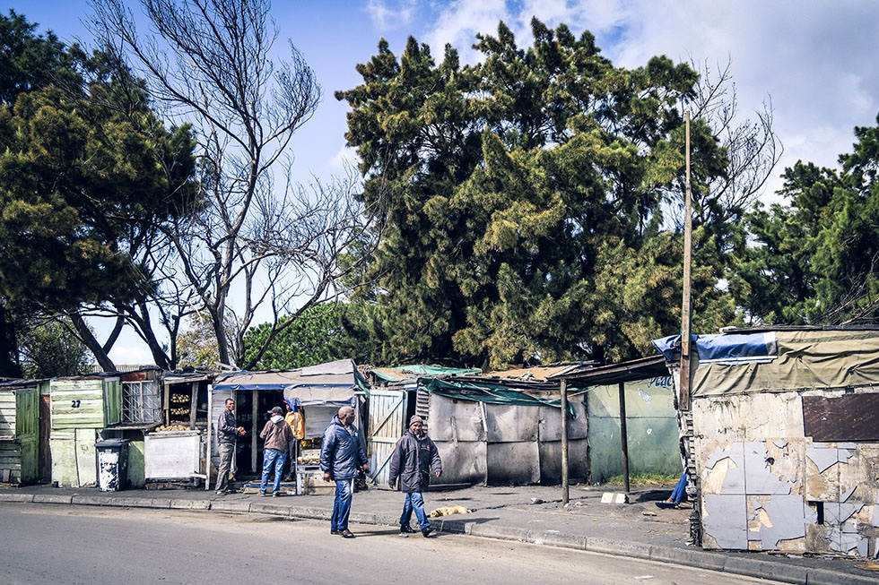 Cape town Langa township tour