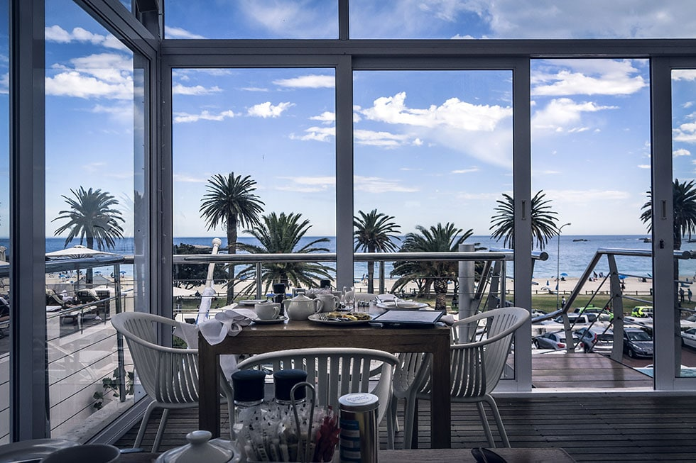 The bay hotel breakfast - Camps Bay