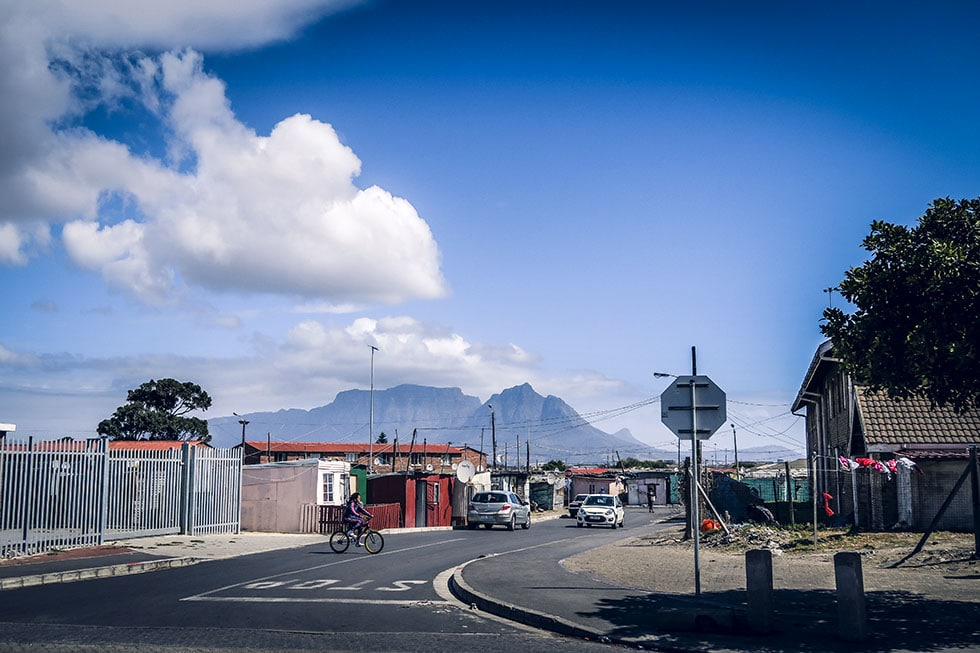 Cape town township tour