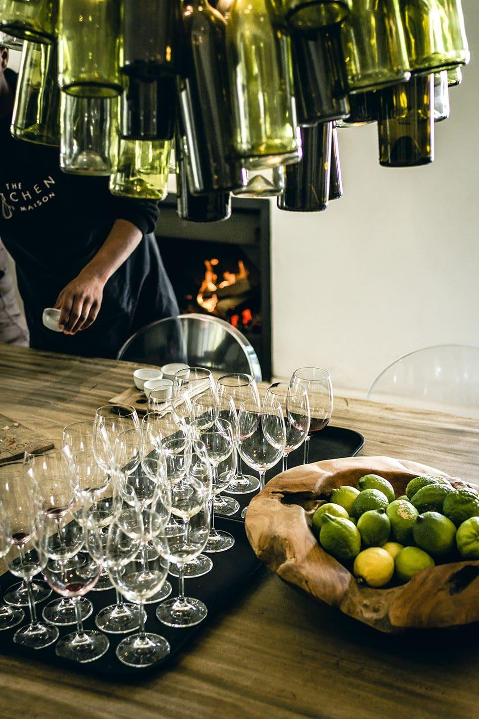 Franschhoek Maison wine