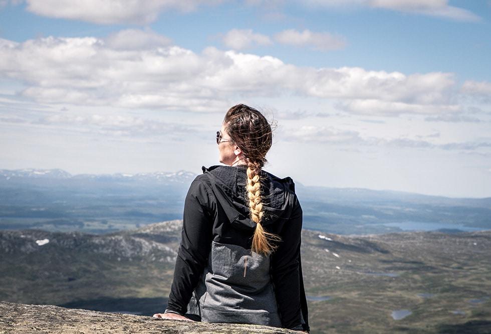 Sara Rönne Träningsglädje Åreskutan