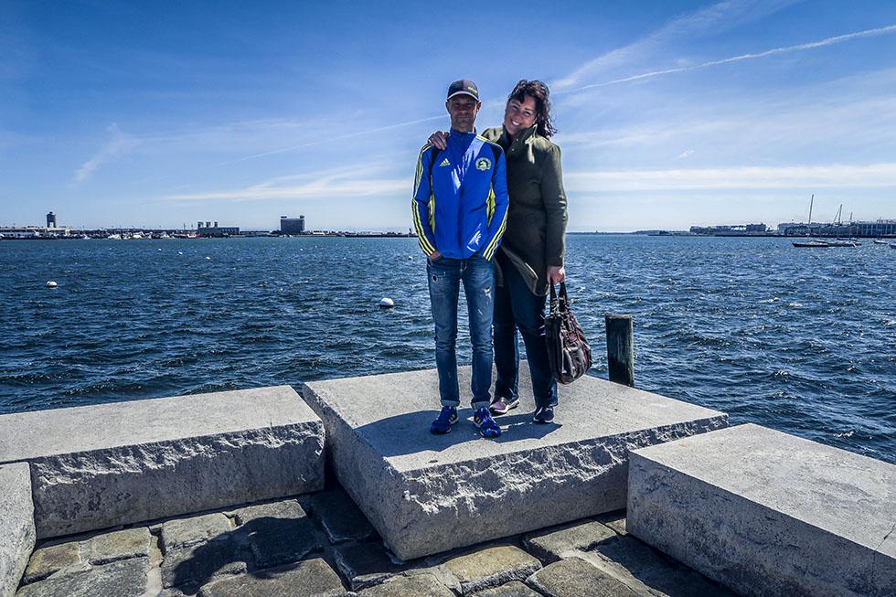 Boston long wharf