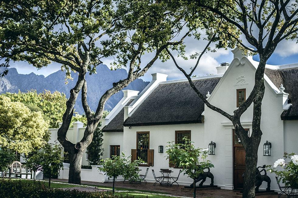 Franschhoek Leeu House