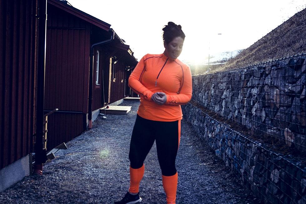 träningsblogg träningsglädje
