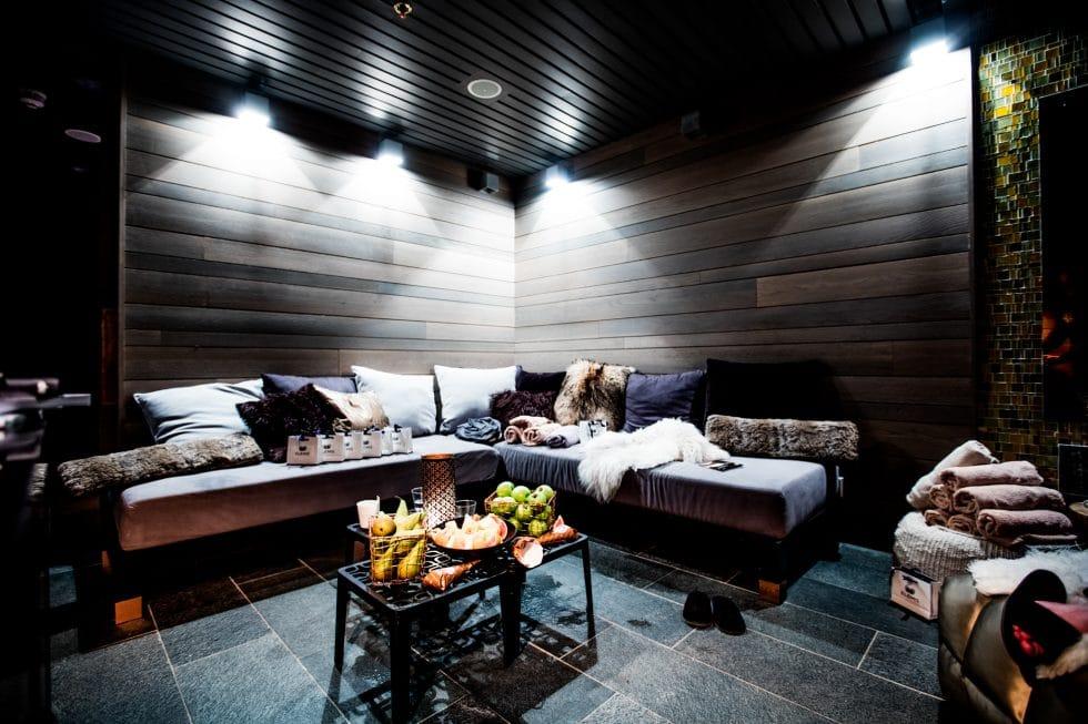 Copperhill spa i Åre