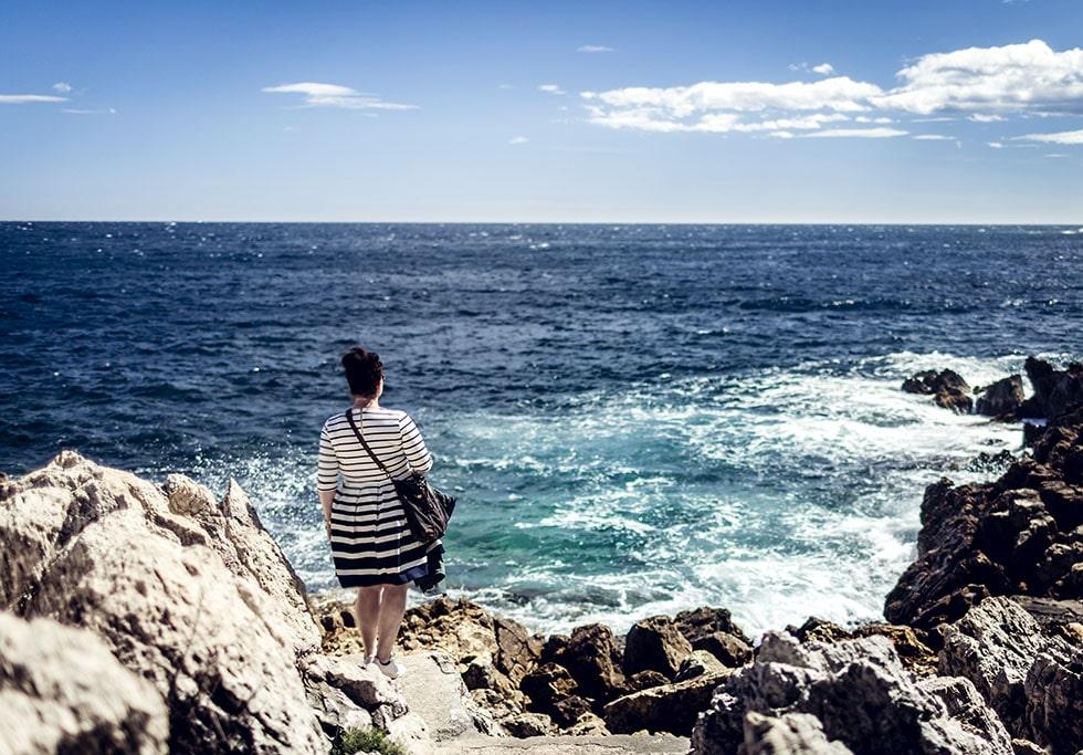 Sentire Littoral Cap d'Antibes