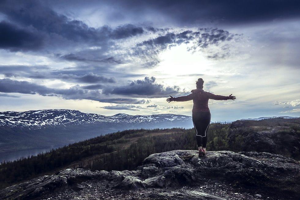 Kläpphögarna led i Ottsjö - bilder från traningsgldje.se
