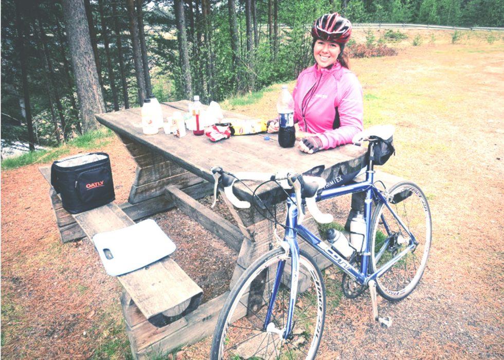 cykla till åre - träningsglädje cykelblogg