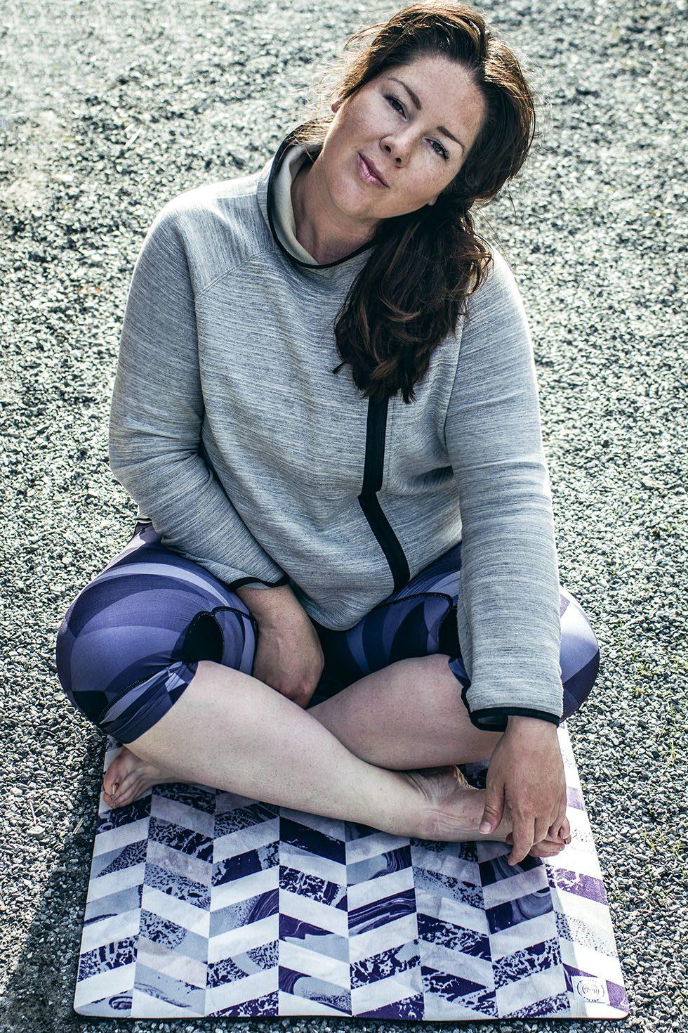 yoga blogg