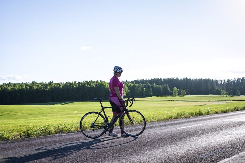 cykelblogg craft sportswear traningsgladje.se