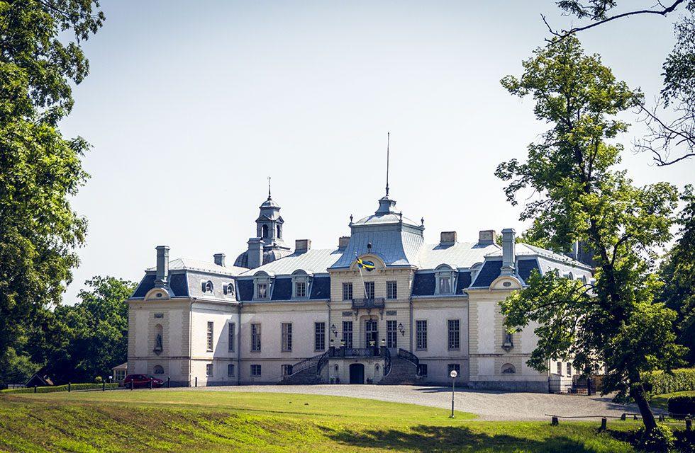 Kronovalls slott Österlen