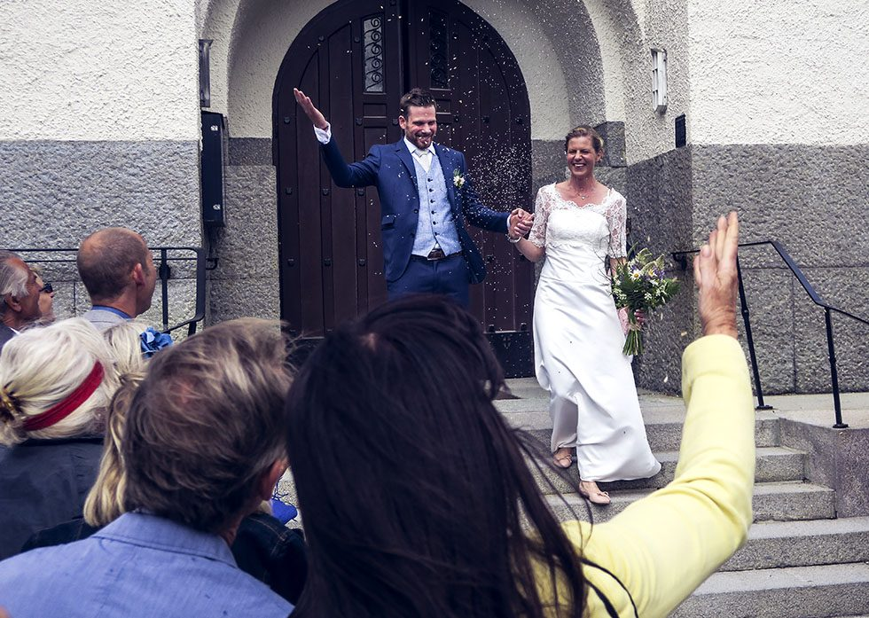 nickeoannie bröllop