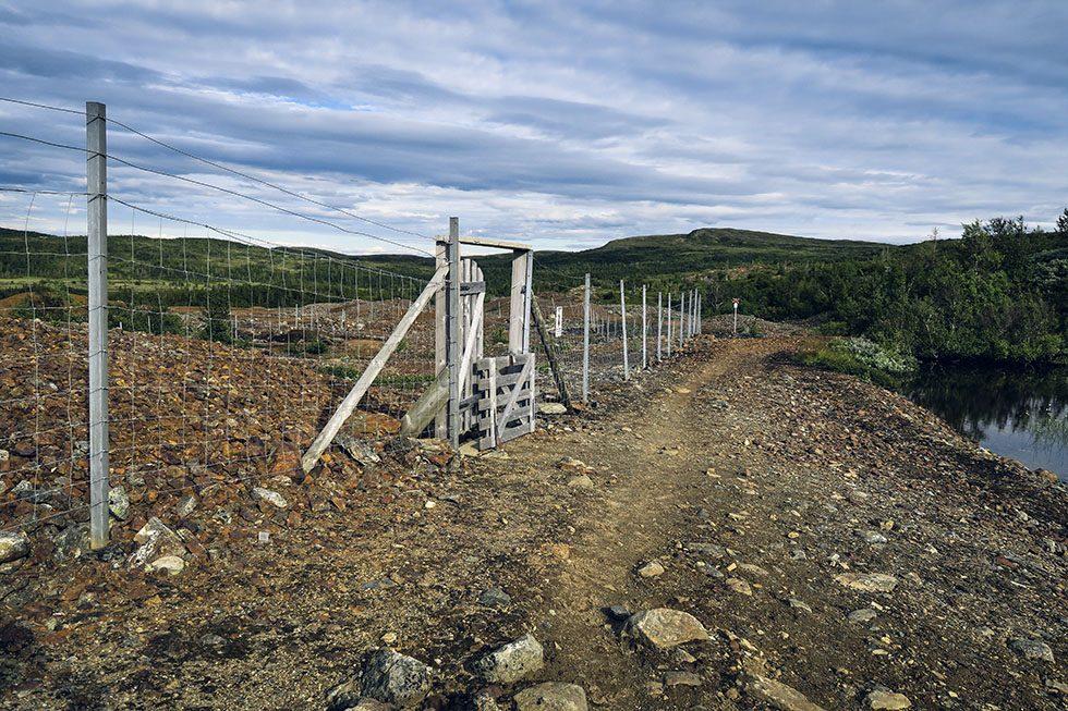 Bielkes gruvor Åre trail