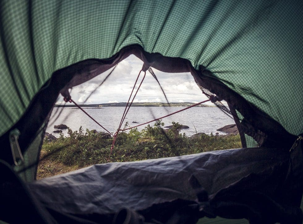 Hilleberg tält Österund Rent a plagg