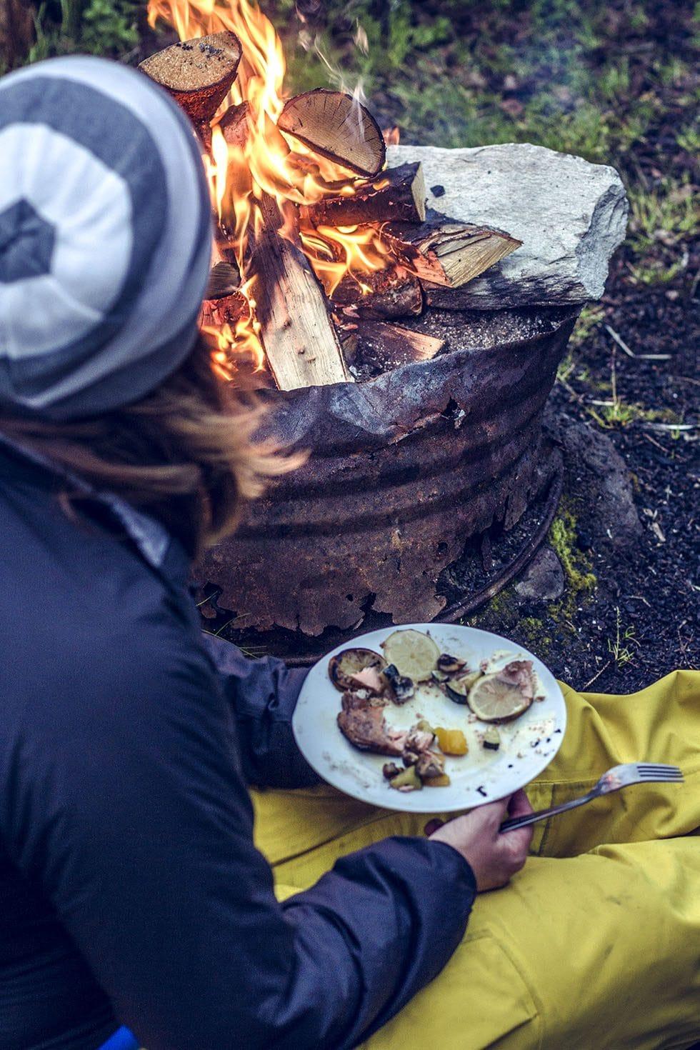 Offsjöarna Lyckans läger Edsåsdalen