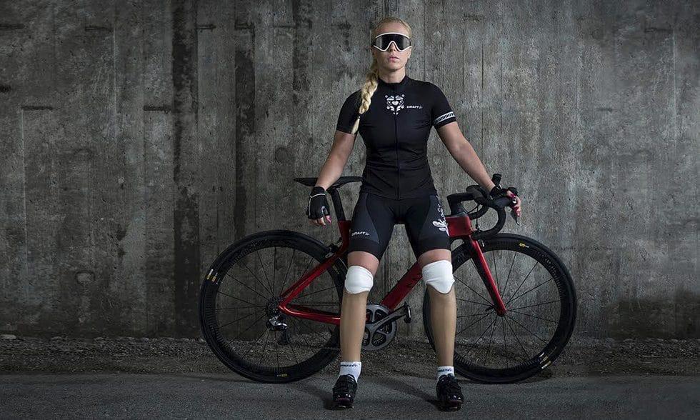 Shahrzad triathlet foto Hans Berggren
