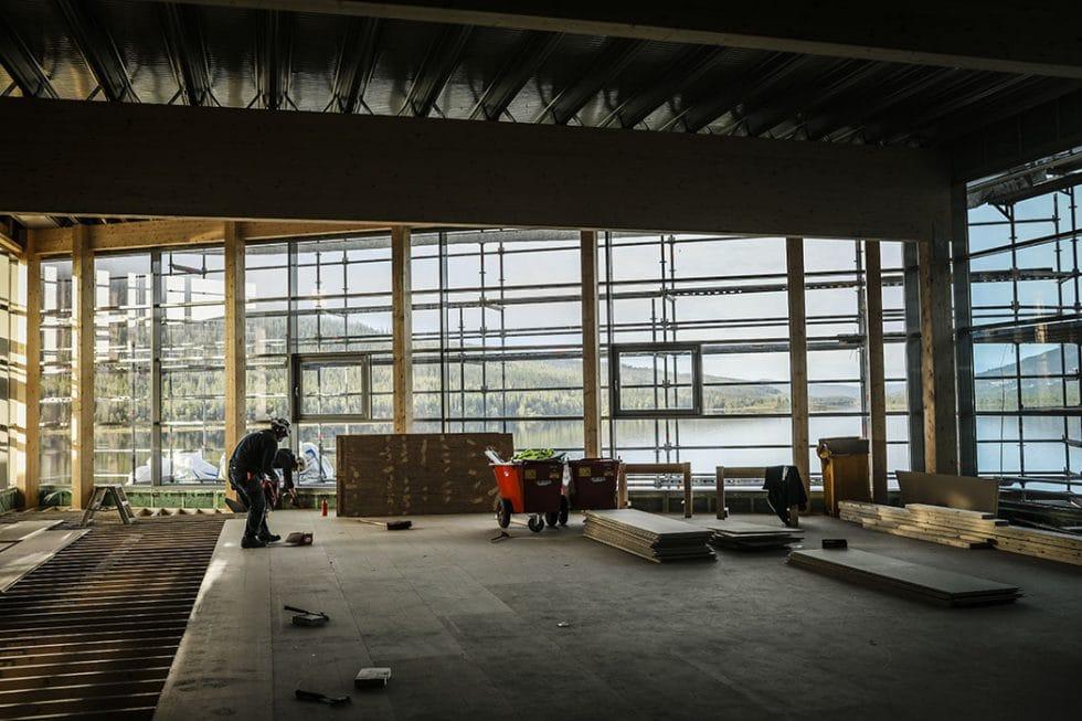 SATS gym i Åre