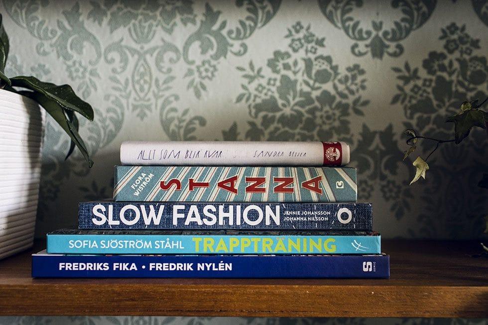 Hemma hos en bloggare