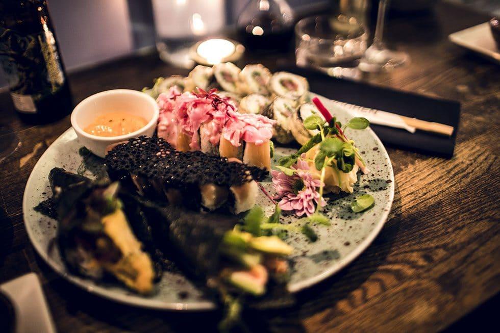 ljunggren sushi