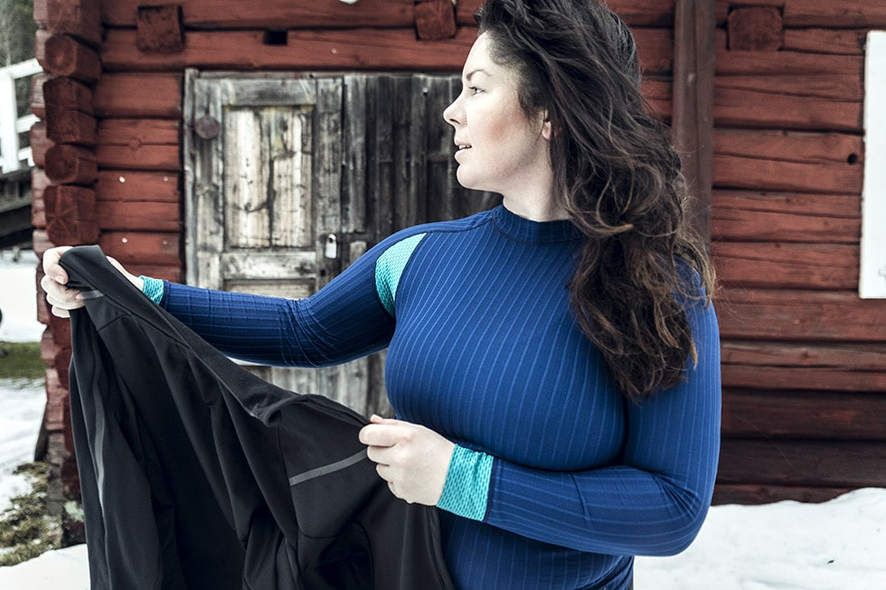 Craft Sportswear löparkläder Active extreme underställ Sara 5M0A8430