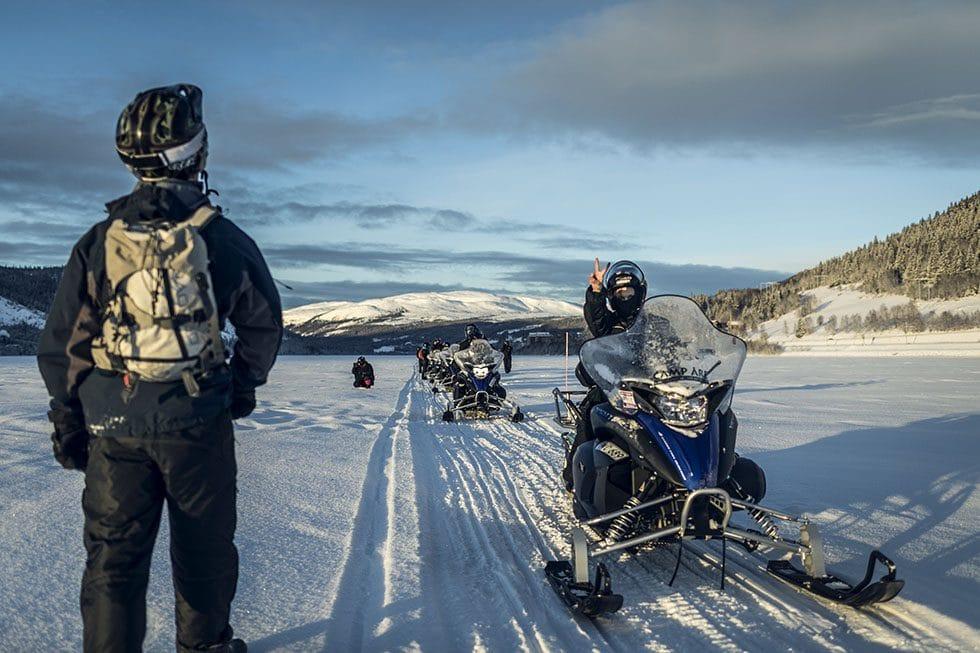 skoter i Åre med Camp Åre 5M0A8935