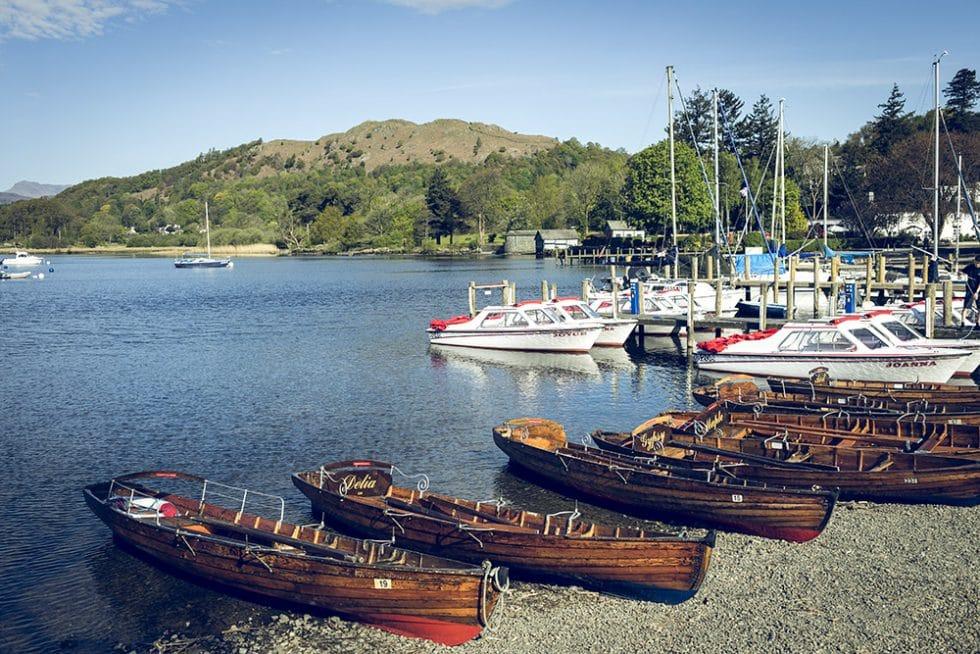 Ambleside Lake District