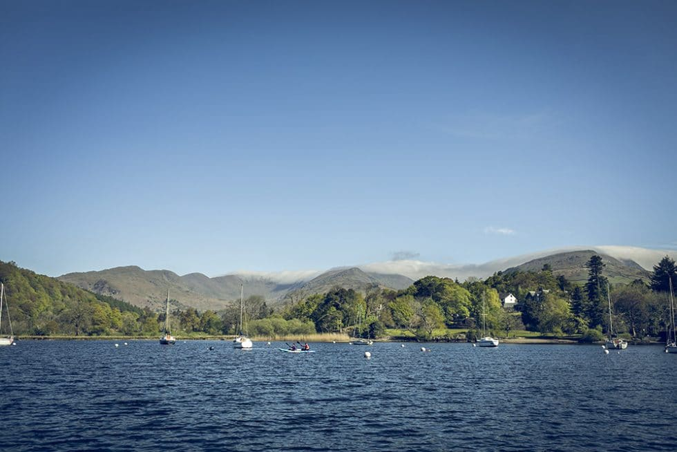 Ambleside Lake District