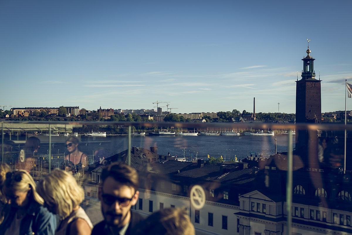 Stockholmslistan före midsommar