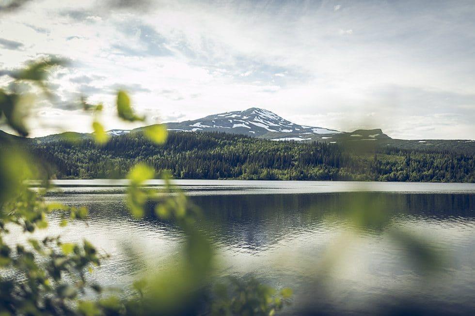 Åreskutan Fröå tjärn